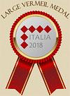 ITALIA 2018 Large Vermeil Medal