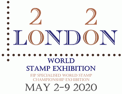 LONDON 2020 World Stamp Exhibition