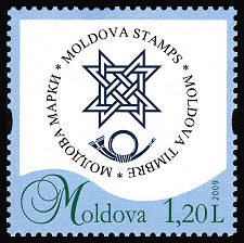 "The new MoldovaStamps.org logoA non-political design with interlocked ""M"" letters."
